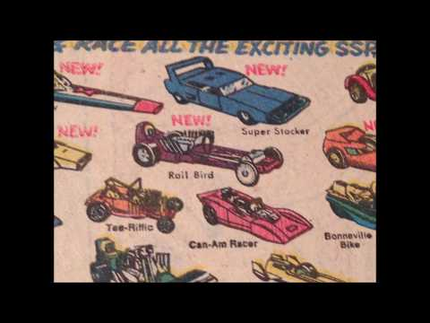 COMIC MAN PRODUCTIONS: KENNER NEWEST RACERS SUPERMAN COMIC BOOK AD 1971