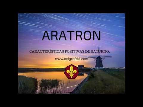 Aratron Espírito Olímpico - Características Positivas de Saturno (Essencial Saber)