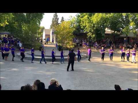 Tokay High School Band: Back to School Night 2016
