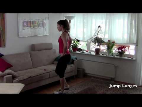 top workout f r beine po knackiger po straffe beine mit diesen bungen by poundattack. Black Bedroom Furniture Sets. Home Design Ideas