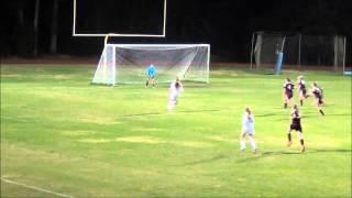 Ailey Tebbett  Soccer Goalkeeper Class of 2017