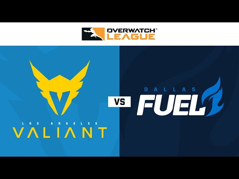 Dallas Fuel vs Los Angeles Valiant vod