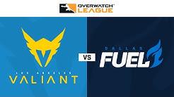 Los Angeles Valiant vs Dallas Fuel | Overwatch League 2020 Season Opening Weekend | Day 1