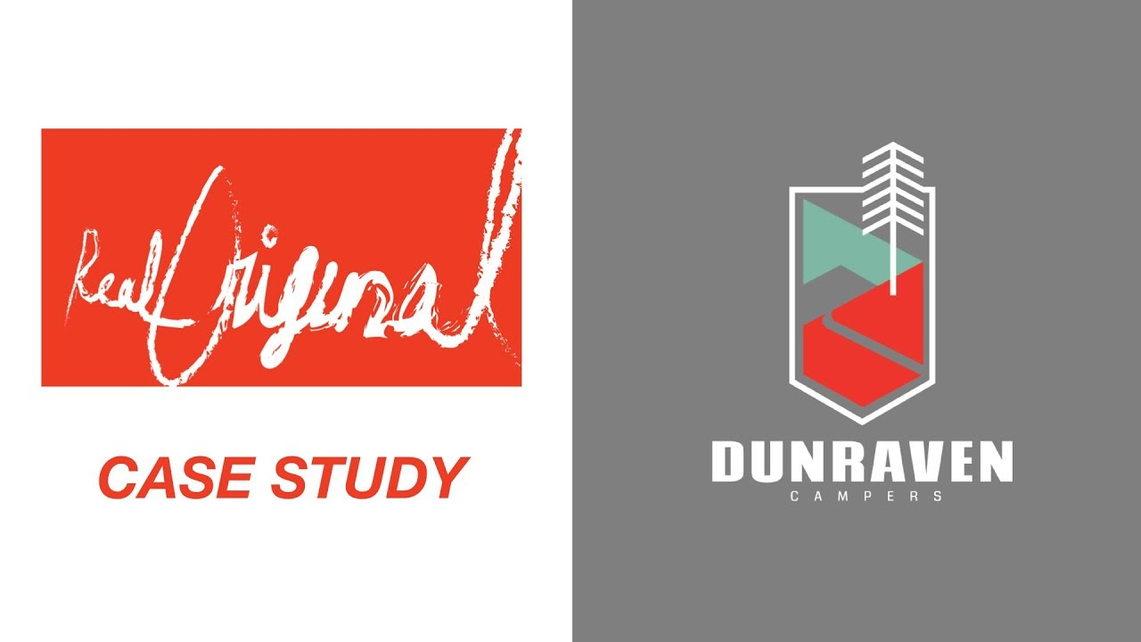 Real Original Case Study: Dunraven Campers