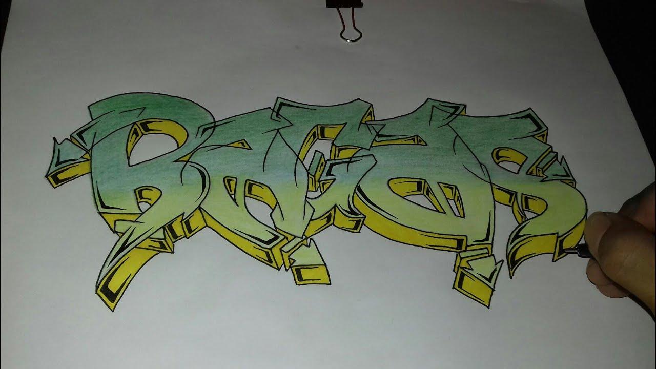 Graffiti Bagas
