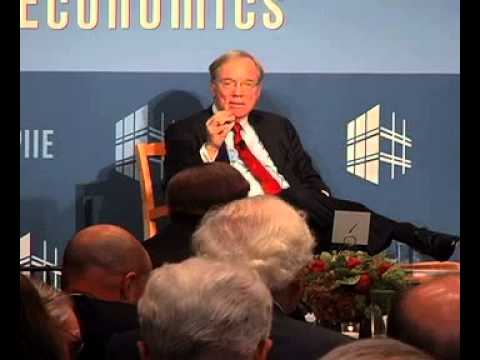 Q and A with C. Fred Bergsten on Currency Wars and US Economy
