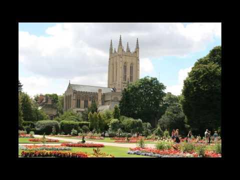 2013_08_05 Abbey Gardens Bury St Edmunds Timelapse