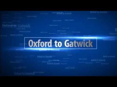 Taxi From Oxford To Gatwick