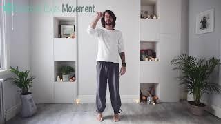 Legs- knee fold balance