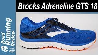 Brooks Adrenaline GTS 18 Review
