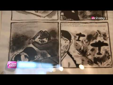 Korea Today - A Comic Exhibition with a Strong Message