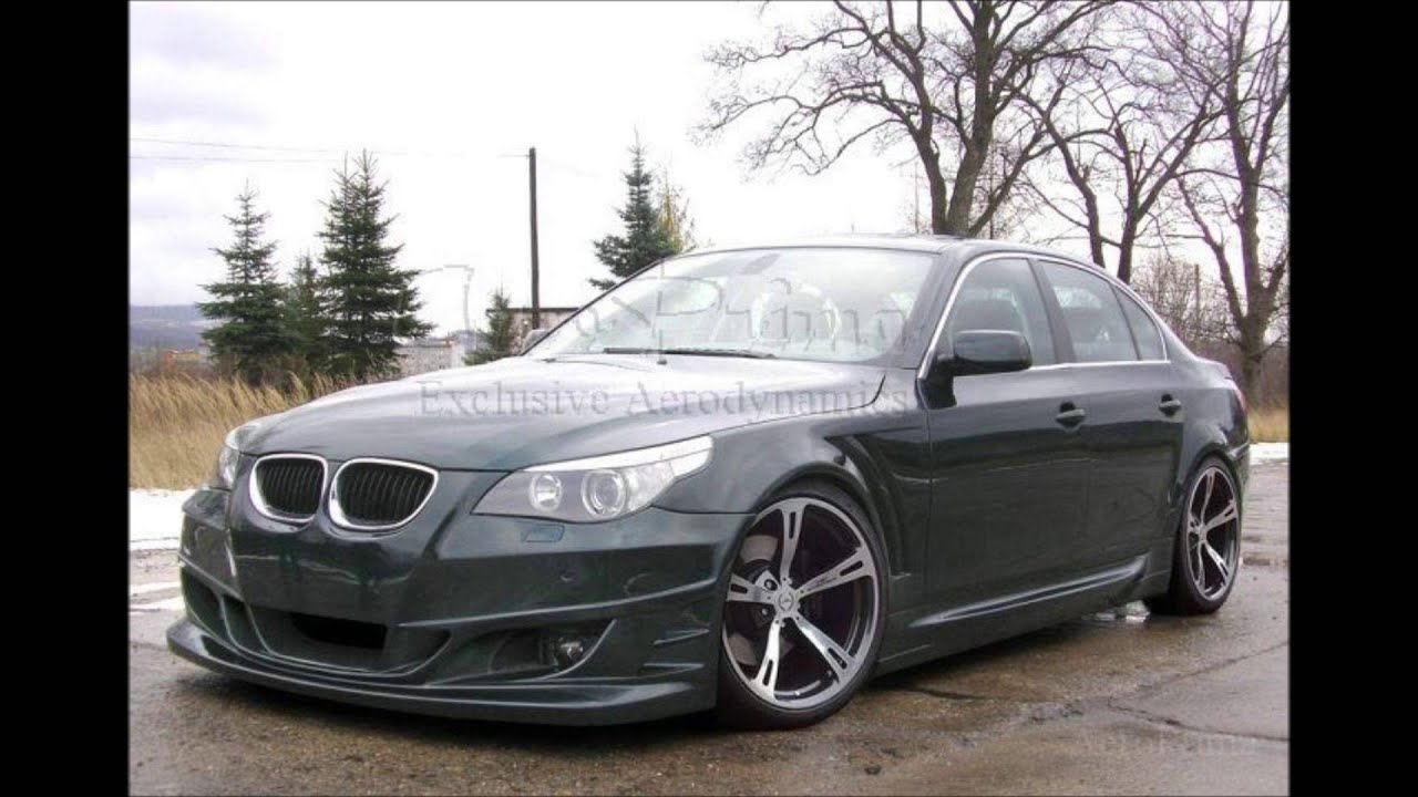 bmw 5 series e60 mt1 body kit youtube. Black Bedroom Furniture Sets. Home Design Ideas