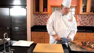 Stuffed Pizza Part 2