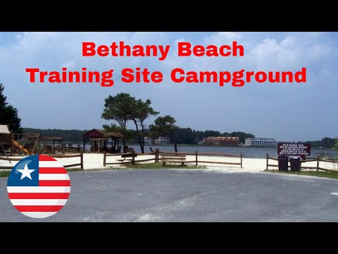 Military Campground Bethany Beach Delaware