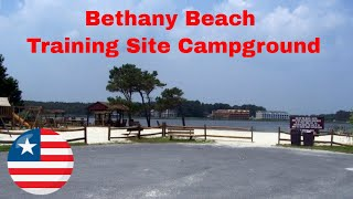 Military Campground Bethany Beąch Delaware