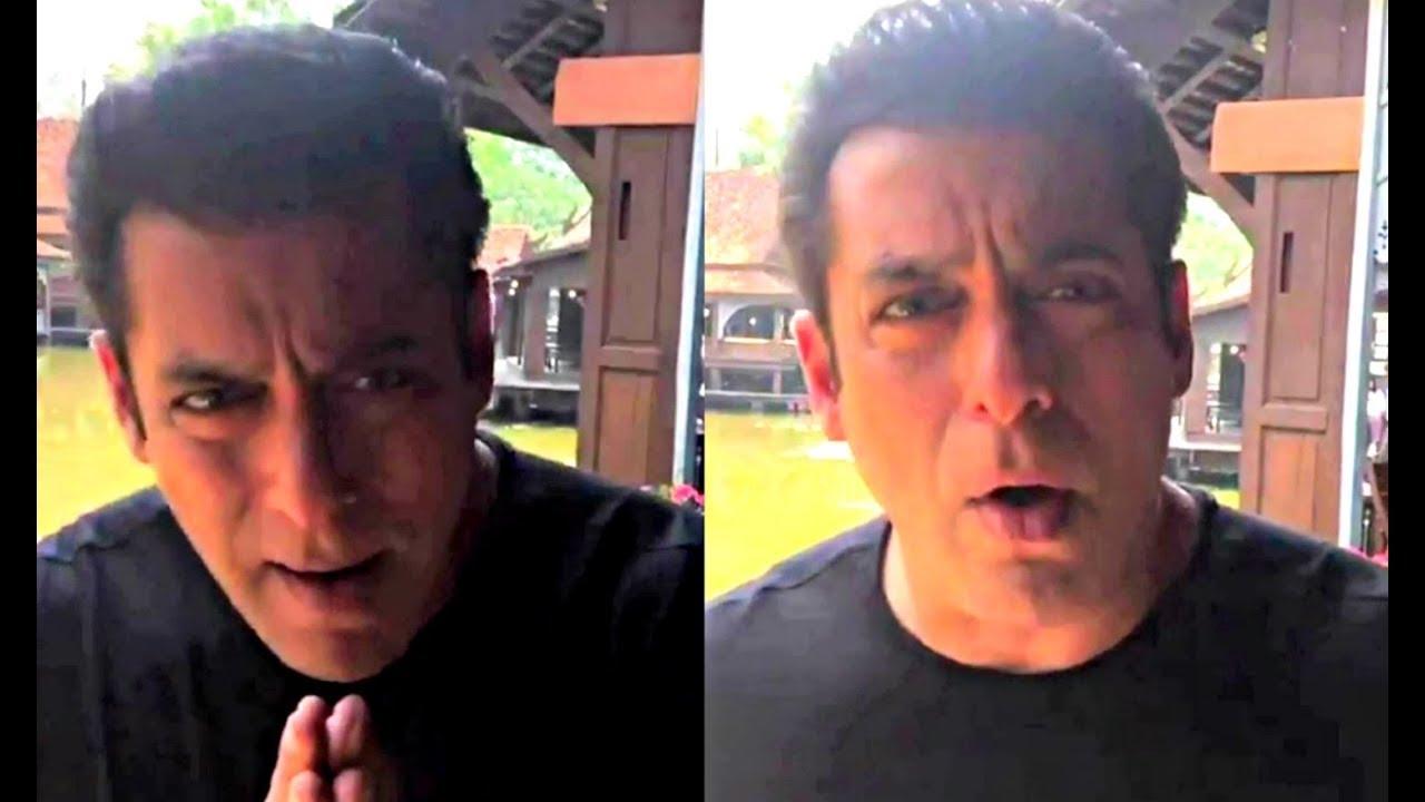 Race 3 Behind the Scenes  - Salman Khan Speaking Thai Language