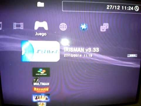 irisman ps3
