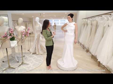 Les tendances robes de mariée 2016
