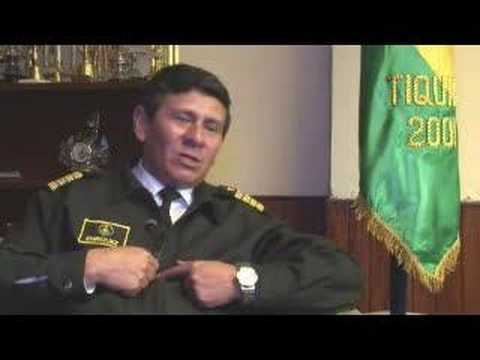 Sea hope for Bolivia's landlocked navy  - 14 Apr 08