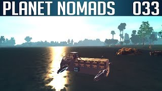PLANET NOMADS #033 | Klein und schnell - Luftkissenboot | Let's Play Gameplay Deutsch thumbnail