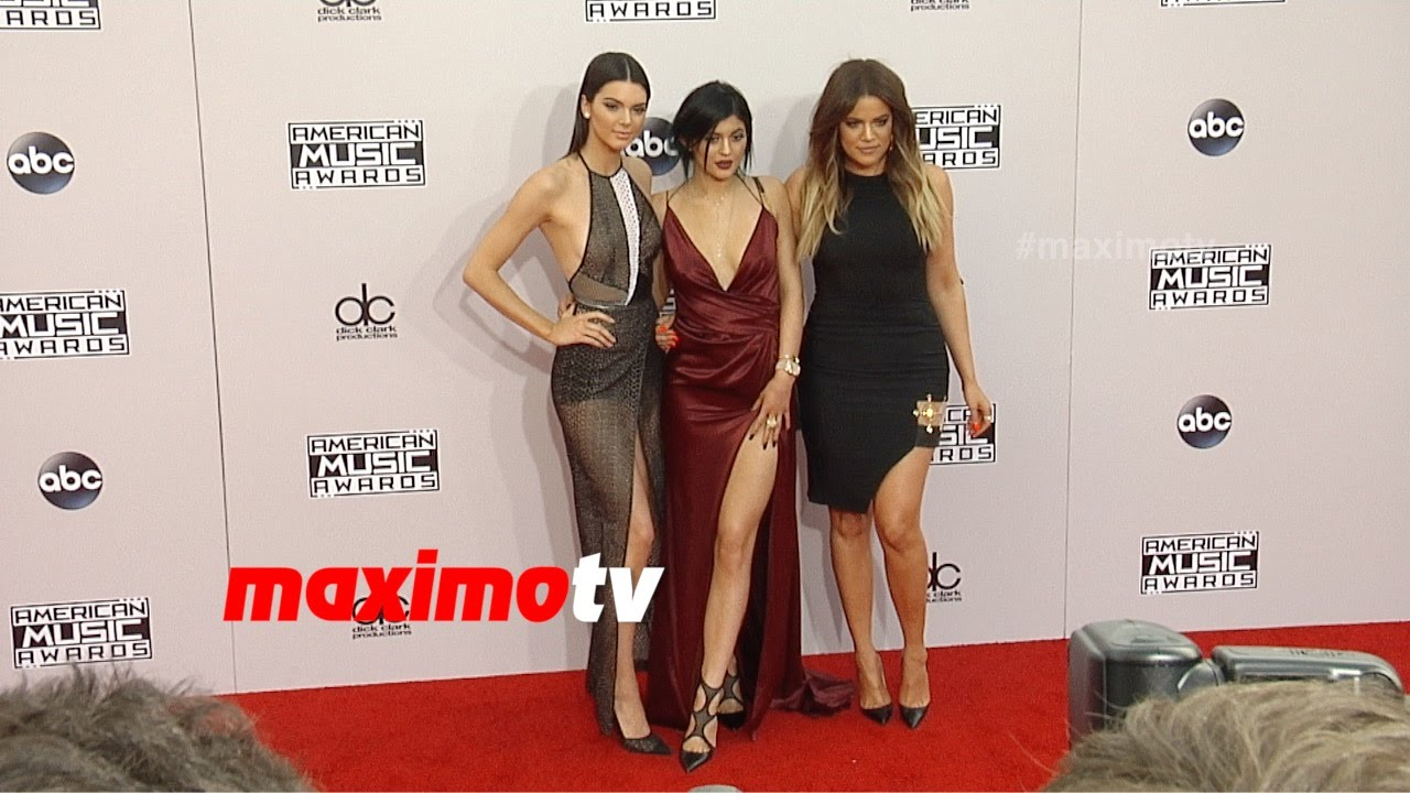 Watch - Music American awards red carpet style video