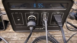 ANKER POWERHOUSE BATTERY REVIEW from a Sprinter van owner