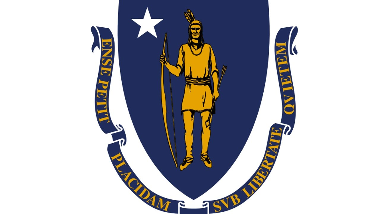 Massachusetts state song official anthem  YouTube