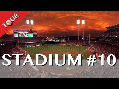 Cincinnati's Great American Ball Park Visit - Home of the Reds