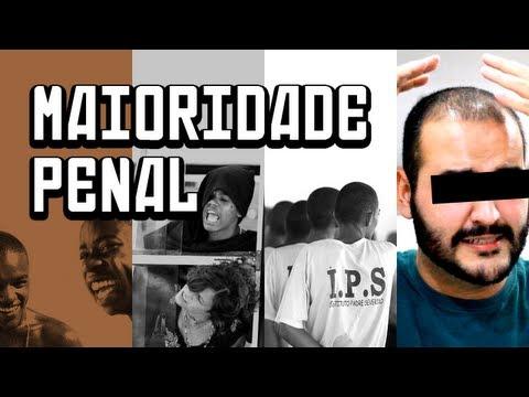 Видео Da crise do sistema prisional brasileiro e do adolescente infrator
