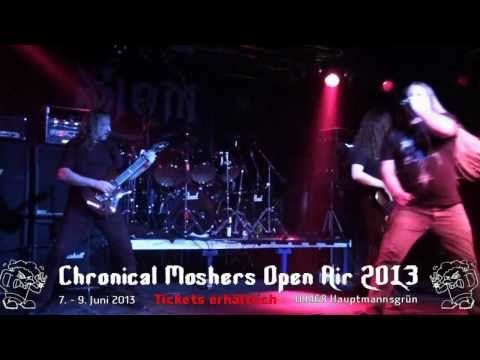 Xiom Chronical Moshers Open Air 2013