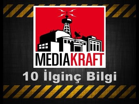 -MediaKraft Hakkında 10 İlginç Bilgi-
