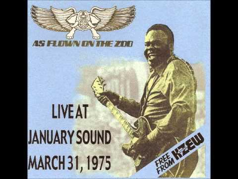 Freddie King: Live in Dallas, Texas 1975