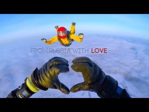 Russian Epic in 4K | #wannafly