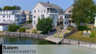 video of 108 leach street   salem massachusetts waterfront real estate homes