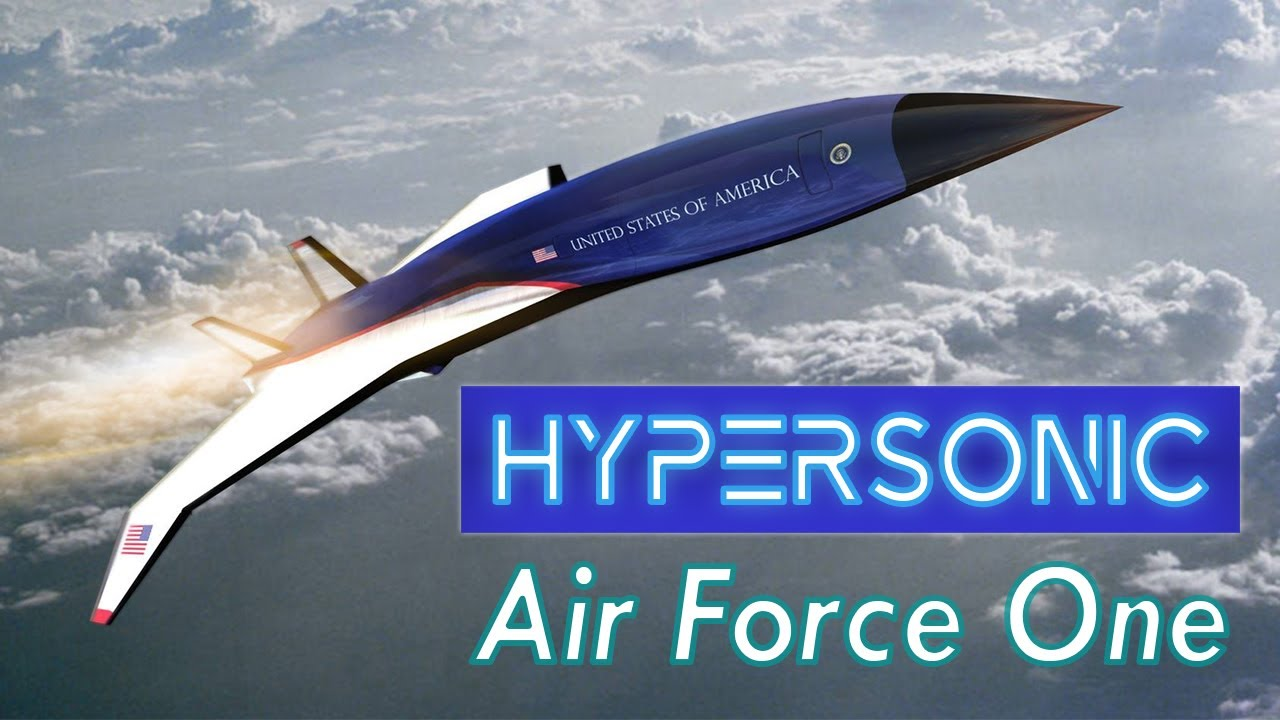 7 Future Supersonic Transport