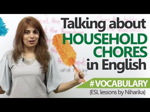 english-lesson---talking-about-household-chores-in-english-(-free-english-speaking-lessons)
