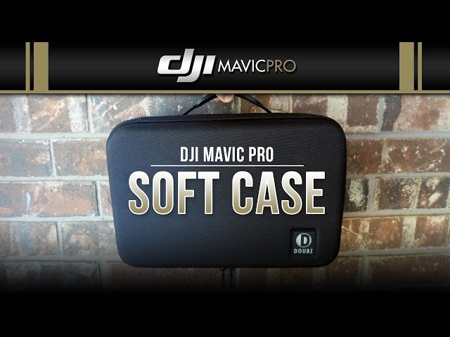 DJI Mavic Pro / Soft Case (Showcase)