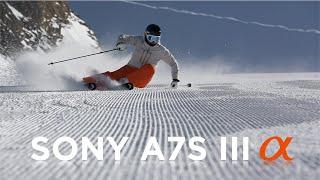 Sony A7S iii - 200 fps skiing