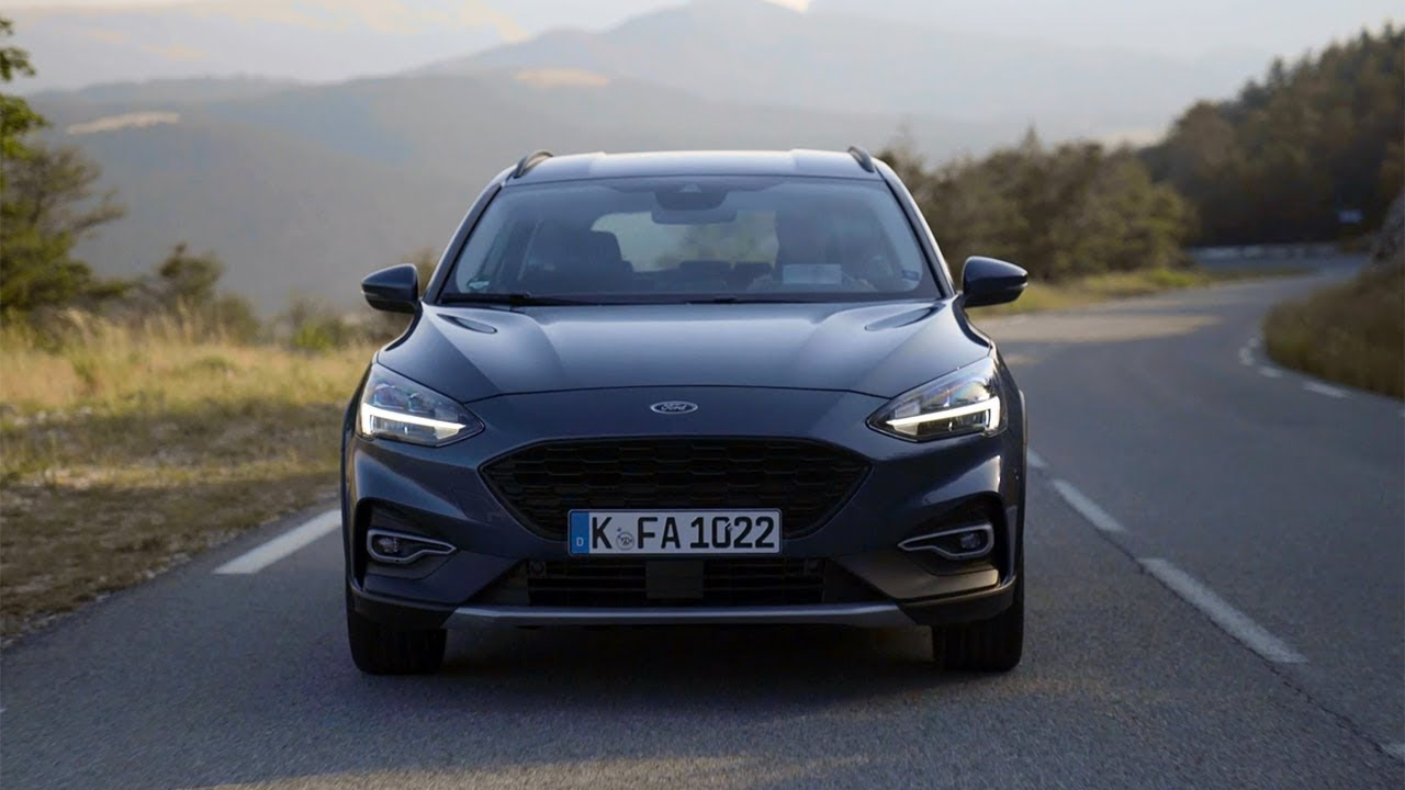 Ford Focus Active Wagon Youtube