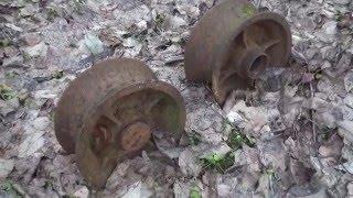 Раскопки Второй мировой N 50 Searching relics of WW2 N 50 #SUBS