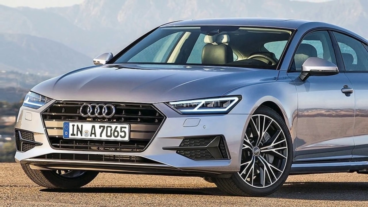2018 Audi A7 Youtube