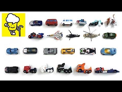 Transformers Mini Size Optimus Prime Bumblebee Vehicles Robot Car Toys トランスフォーマー 變形金剛