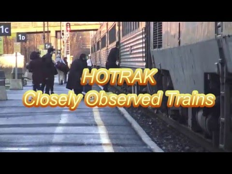 HOTRAK   CLOSELY OBSERVED TRAINS