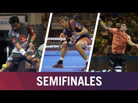 Resumen Semifinal Bela/Lima VS Mati/Maxi Granada Open 2017