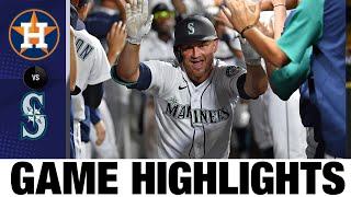 Astros vs. Mariners Game Highlights (7/26/21)