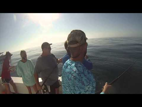 charter 04052014 004 catching amberjack over a shipwreck