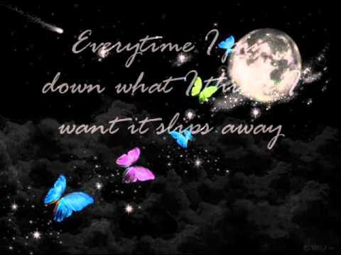 butterfly by weezee with lyrics