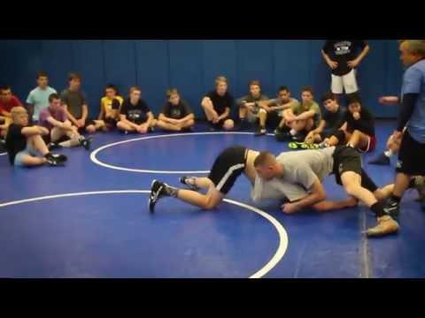 week one  highlight video - stephen decatur wrestling