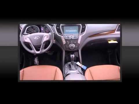2015 Hyundai Santa Fe Sport 2 0l Turbo W Saddle Interior Youtube