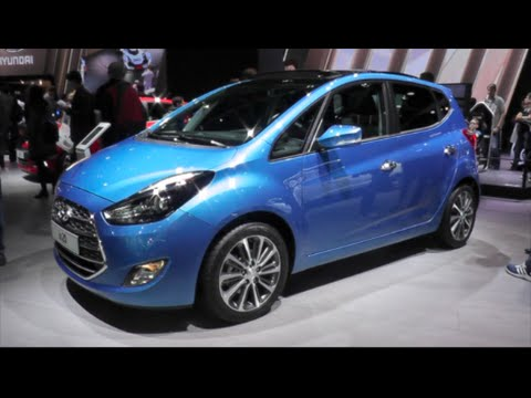 hyundai ix20 2016 in detail review walkaround interior. Black Bedroom Furniture Sets. Home Design Ideas